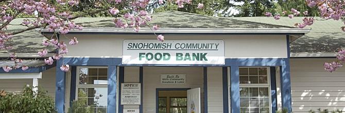 Snohomish Community Food Bank PO Box 1364 Snohomish, WA