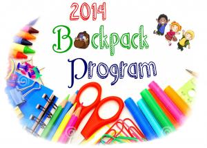 Backpack Program Post