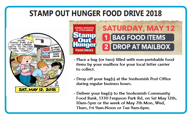 letter carriers food drive also known as americas great day of giving it is the largest one day food drive in the country and it is so easy to help